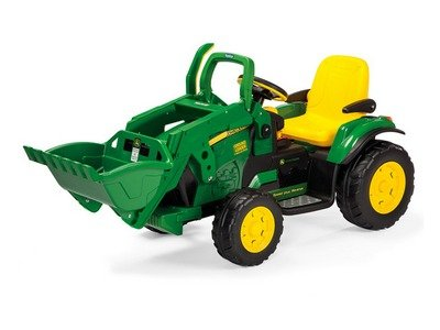 Электромобиль John Deere Ground Loader